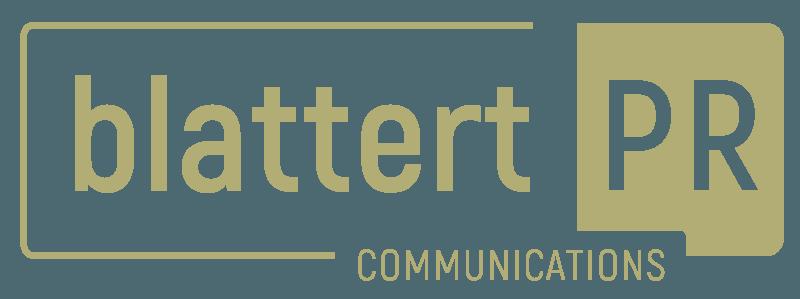 blattertPR –  Presse- und Öffentlichkeitsarbeit Retina Logo