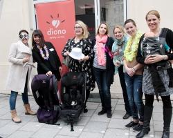 Diono & kokadi Blogger-Event 2016 MUC (16)