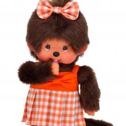 Orange-Checker-Sundress-Girl