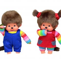 Rainbow Girl & Boy