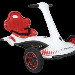 15231-ROLLPLAY TURNADO DRIFT RACER white Product