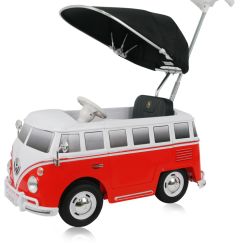 49213 VW BUS T2 PUSH CAR red Product_5