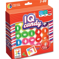 SmartGames IQ Candy (Verpackung)