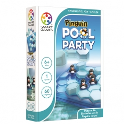 SmartGames-Pinguin-Pool-Party-Verpackung