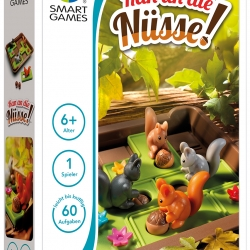 SmartGames Ran an die Nüsse (Verpackung)