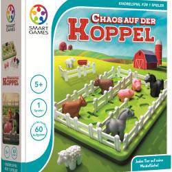 SmartGames Chaos auf der Koppel (Verpackung)