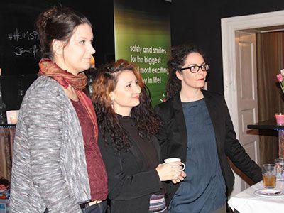 Presse-Event zum Launch des Radian 5 von Diono