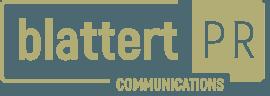 blattertPR –  Presse- und Öffentlichkeitsarbeit Logo