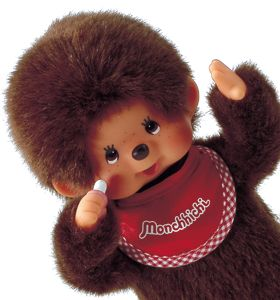 Monchhichi by Sekiguchi Co. Ltd.